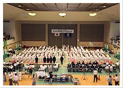 少年柔道大会
