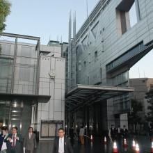 学術大会会場の大田区産業プラザPiO