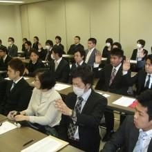 研修会に参加の先生方1