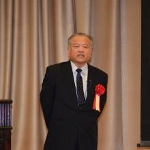 特別講演講師の倉田先生