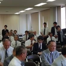 新入会員紹介風景