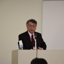 福島先生講義風景
