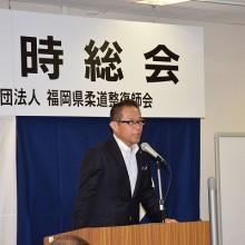 塩川副会長 開会の辞