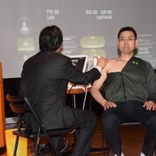 会員特別発表 実技発表 大原康宏先生