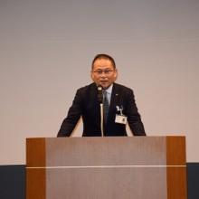 開会の辞 塩川副会長