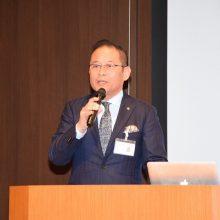 塩川副会長 開会の挨拶