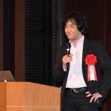 特別講演する中村伸一先生