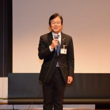 小川副会長の閉会挨拶