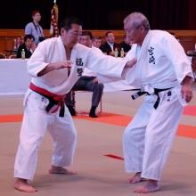 50才代の部 準優勝 髙石選手(左)