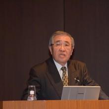 福島先生講演風景
