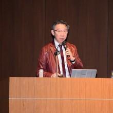 夏井先生講演風景
