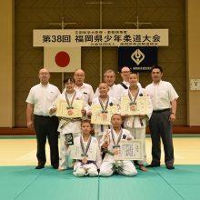 第3位の東福岡柔道教室